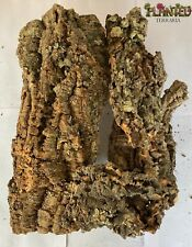 Mixed Cork Bark Perfect for Vivarium & Aquarium Decoration, 1 KILO BAGS!