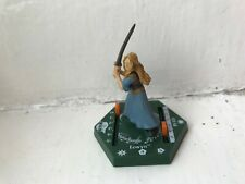 LORD OF THE RINGS COMBAT HEX MINIATURES - EOWYN GAME PIECE FIGURE