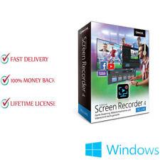 Cyberlink Screen Recorder 4 Deluxe ✔️Full Version✔️License Key✔️Windows✔