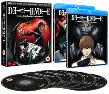 Death Note Complete Series And OVA Collector'S Edition (Blu-ray)
