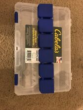 48 Cabela's Model 4007Cab Tackle Box Inserts