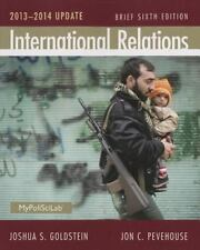 International Relations Brief, 2013-2014 Update 6th Edition