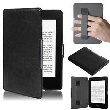 Premiu Ultra Slim Leather Smart Case Cover For New Amazon Kindle Paperwhite 5