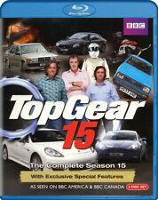 Top Gear - The Complete Season 15 (Blu-ray) New Blu-ray