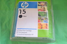 Genuine Original HP 15 BLACK INK C6615DE data 2009