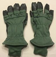 U.S. Military - HAWKEYE INTERMEDIATE COLD WEATHER FLYERS GLOVES SIZE 5 New