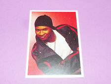 N°138 USHER PANINI SMASH HITS PLANET POP 1998 FRANCE COLL. '99