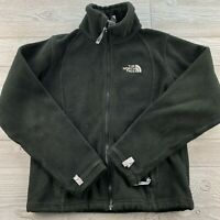 *The North Face Women's Black Full Zip Windwall Fleece Jacket Size XS