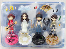 RARE! L'Arc 〜 en 〜 Ciel Pinky Street Figure Set ED3 JAPAN ROCK BAND HYDE