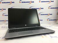 "Fast HP ProBook 650 G2 15.6"" Core i7-6600U 2.6GHz 8GB DDR4 - NO OS & NO HD"
