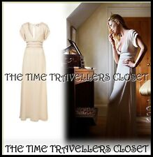 BNWT Limited Edition Kate Moss Topshop Ivory Diamante Maxi Dress UK 8 36 4 £150