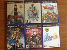 PS2 - Playstation 2 Bundle X6 Games