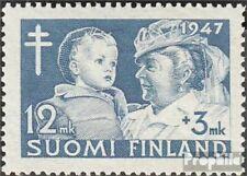 Finland 344 gestempeld 1947 Vechten Tuberculose