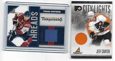 TOBIAS ENSTROM ATLANTA THRASHERS 2010-11 PINNACLE THREADS JERSEY /499 #TE