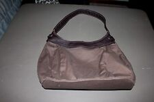 Thirty One Pleated Skirt Purse Brown Purse & One Skirt