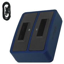 Cargador USB doble NP-BY1, NPBY1 para Sony HD Action Cam Mini HDR-AZ1 (KIT)