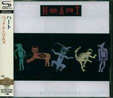 HEART BAD ANIMALS 2015 JAPAN RMST SHM HIGH FIDELITY CD  BRAND NEW/FACTORY SEALED