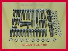 Yamaha FJ 1200 FJ 1100 Schrauben Edelstahlschrauben Schraubensatz Motorschrauben