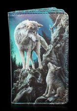 porte-monnaie avec Loups - Guidance - LISA PARKER - Fantasy porte-monnaie