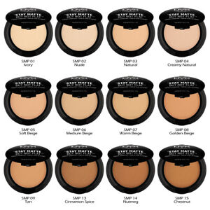 """1 NYX Stay Matte But Not Flat Powder Foundation """"Pick Your 1 Color"""" *Joy's*"""
