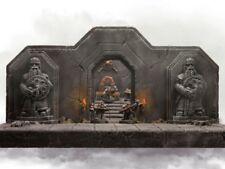 Ziterdes 25 mm Terrain Dunkelwelt Dwarf's Gate Unpainted New