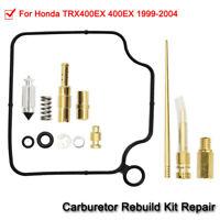 Carb/ Carburetor Rebuild Kit Jet Repair Parts For Honda TRX400EX 400EX 1999-2004
