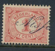 NR. 51 MET TELEGRAAFSTEMPEL NISSE    Zj887