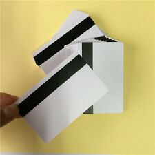 200pcs/lot  13.56mhz RFID m1 S50 Chip card with Hi-Co Magnetic Stripe
