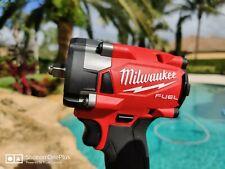 """Juego pequeño unidades Milwaukee 2855-20 M18 1/2"""" Llave de impacto herramienta desnudo"""