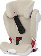 Britax Romer Summer Cover Car Booster Seat Kidfix Kid Fix 2 II XP Beige Baby New