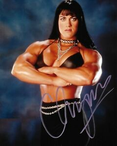 Chyna ( WWF WWE ) Autographed Signed 8x10 Photo REPRINT