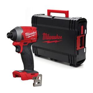 Milwaukee M18FID2-0 M18 18V Cordless Impact Driver - GEN3 FUEL Brushless Motor,