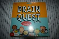 University Games BRAIN QUEST GAME - Grades 1 to 6 - FACTORY SEALED NEW