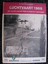 De Alk Luchtvaart 1969 B. van der Klaauw (Nederlands) #175