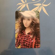 *RARE* SNSD YURI OH! Album Photocard [TAEYEON YOONA SEOHYUN TIFFANY SOOYOUNG]