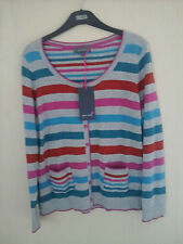 Per Una Women's Thin Knit Hip Length Jumpers & Cardigans