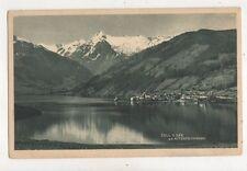 Zell Am See Kitzsteinhorn Austria 1935 Postcard 880a