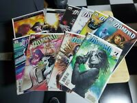 Domino #1- 10 lot (2018, Marvel) NM #1 Annual