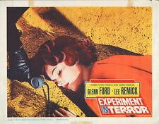 Experiment in Terror (1962) 11x14 Lobby Card #nn