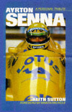 Ayrton Senna: A Personal Tribute, Sutton, Keith , Acceptable, FAST Delivery