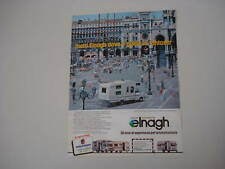 advertising Pubblicità 1982 AUTOCARAVAN ELNAGH KING
