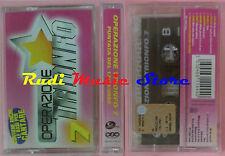 MC OPERAZIONE TRIONFO 7 Puntata del 13/11/2002 con basi SIGILLATA cd lp dvd vhs