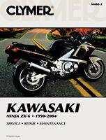 Kawasaki Ninja ZX-6R ZX600 ZZR 600 Clymer Manual M4682
