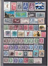 04) Canada, Lot mit alten Marken, gestempelt,