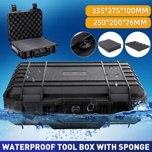 UK Protective Waterproof Hard Carry Flight Case Camera Photography Storage Box