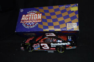 Dale Earnhardt #3 GM Goodwrench Plus 98 Monte Carlo Action Racing 1:24 Stock Car