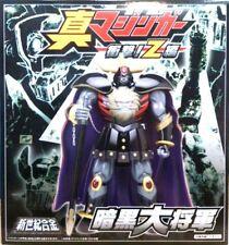 Aoshima Die-Cast Chogokin Shin Mazinger Shougeki Z General Nero Ankoku Daishogun