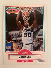 1993-94 Fleer NBA superestrellas Robinson #19 Salón de la fama de David