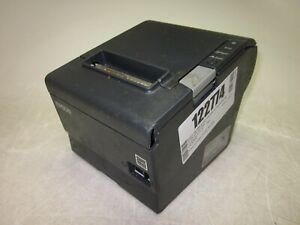 Epson TM-T88V M244A USB Network Thermal Receipt Printer with Test Page