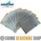 Sound Deadening Dodo Mat DEADN  Hex 12 Sheets 12sq.ft Car Vibration Proofing